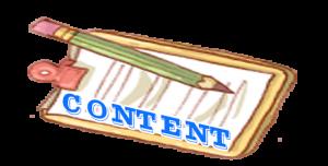 Viet noi dung cho website